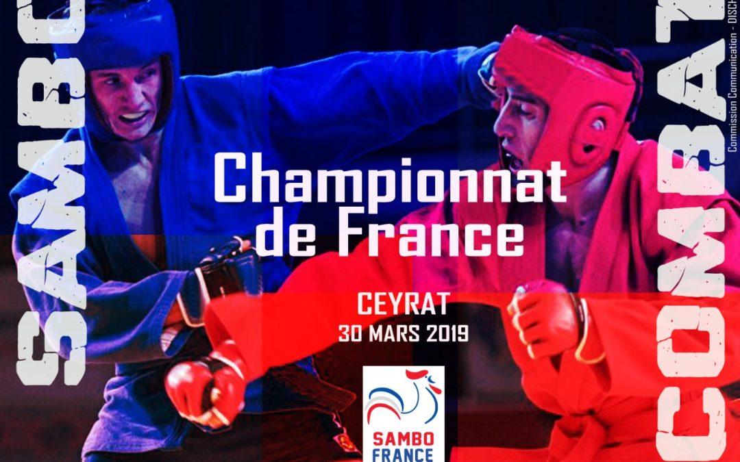 Sambo France 2019